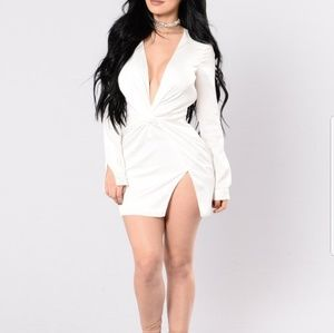 New! Fashion Nova Sugar Free Dress